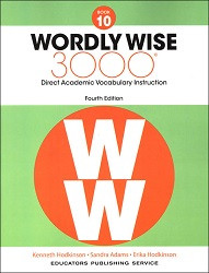 Wordly Wise 3000 Grade 10 4th Edition