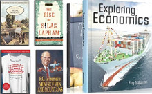 7. Exploring Economics Set with Literature Package