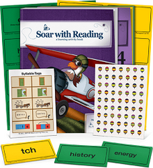 All About Reading Level 4 Student Packet