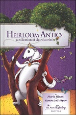 All About Reading Level 4 Volume 1 Heirloom Antics