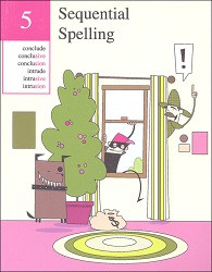 Sequential Spelling Level 5      Student Workbook