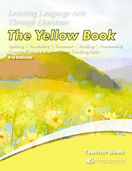 3rd Edition - 3rd Grade - Learning Language Arts Yellow Book