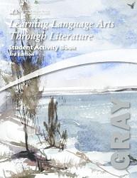3rd Edition - 8th Grade - Learning Language Arts Gray Activity