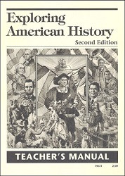 Exploring American History Teacher Manual