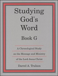 Studying God's Word Book G