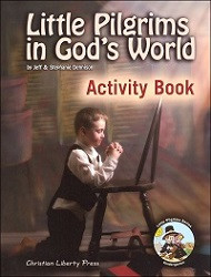 Little Pilgrims in God's World Activity Book