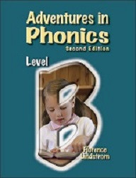 Adventures in Phonics B (2nd edition)
