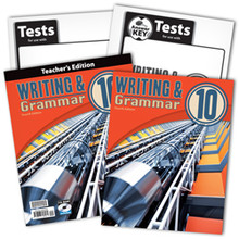 Writing and Grammar 10 Subject Kit (4th edition)