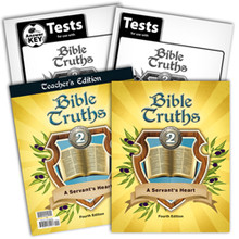 Bible Truths 2 A Servant's Heart Subject Kit (4th edition)