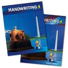 Handwriting 4 Subject Kit (2nd edition)