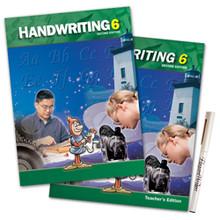 Handwriting 6 Subject Kit (2nd edition)