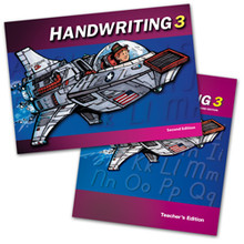Handwriting 3 Subject Kit (2nd edition)