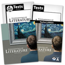 Fundamentals of Literature Subject Kit (2nd edition)