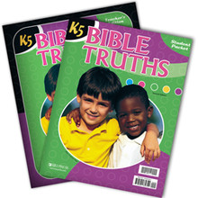 Bible Truths K5 Subject Kit (2nd edition)