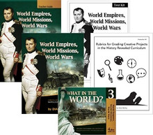 History Revealed: World Empires, World Missions, World Wars Essentials Pack