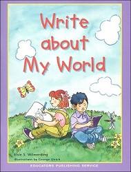 Write About My World