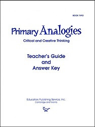 Primary Analogies Book 2 Key