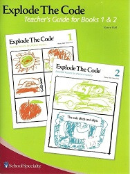 Explode the Code Teacher 1-2