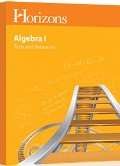 Horizons Math Eighth Grade Algebra 1 Student Tests & Resources Book