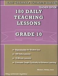 Easy Grammar Ultimate Series Grade 10
