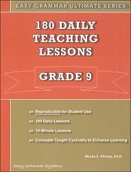 Easy Grammar Ultimate Series Grade  9