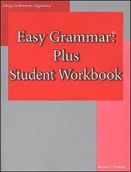 Easy Grammar Plus Workbook