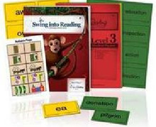 All About Reading Level 3 Student Packet, Swing into Reading