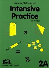Primary Mathematics 2A Intensive Practice (U.S. Edition)