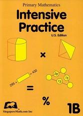 Primary Mathematics 1B Intensive Practice (U.S. Edition)
