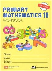 Primary Mathematics 1B Workbook