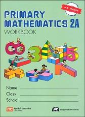 Primary Mathematics 2A Workbook
