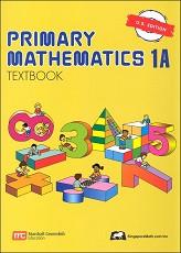 Primary Mathematics 1A Textbook