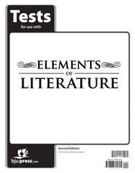 Elements of Literature  Test (2nd ed.)