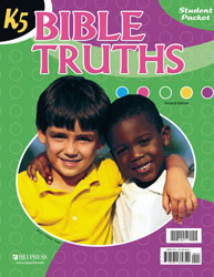 Bible Truths K5 Student Packet (Copyright Update)