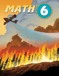 Math 6 Student Text (3rd Ed.)