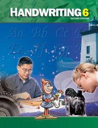Handwriting 6 Student Worktext (2nd Ed.)