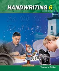 Handwriting 6 Teacher's Edition (2nd Ed.)