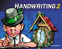 Handwriting 2 Student Worktext (2nd Ed.)