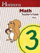 Horizons Math Third Grade Teacher