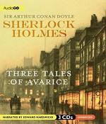 70% Off Sale - Sherlock Holmes: Three Tales of Avarice CD