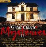 70% Off Sale - Great Classic Mysteries II CD