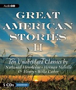 70% Off Sale - Great American Stories II CD