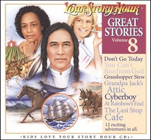Great Stories Volume  8 CD