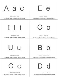 Ordinary Parent's Guide Flashcards