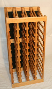 44-Bottle Modular Add-On Displays--One Unit