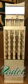 Ice Cider 28-Bottle Floor Display (Pine) (RWP294)