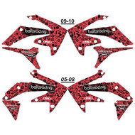 HONDA CRF450R MAYHEM GRAPHIC KIT