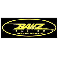 5 inch Ballz Racing Sticker