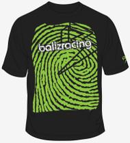 Identifier (Black/Lime Green) SKU # 0124-01-12
