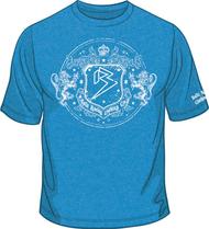 ROYAL B SEAL PREMIUM Turquoise T-shirt SKU # 0181-8802
